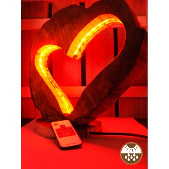 Outdoor Love Light Woodlightz